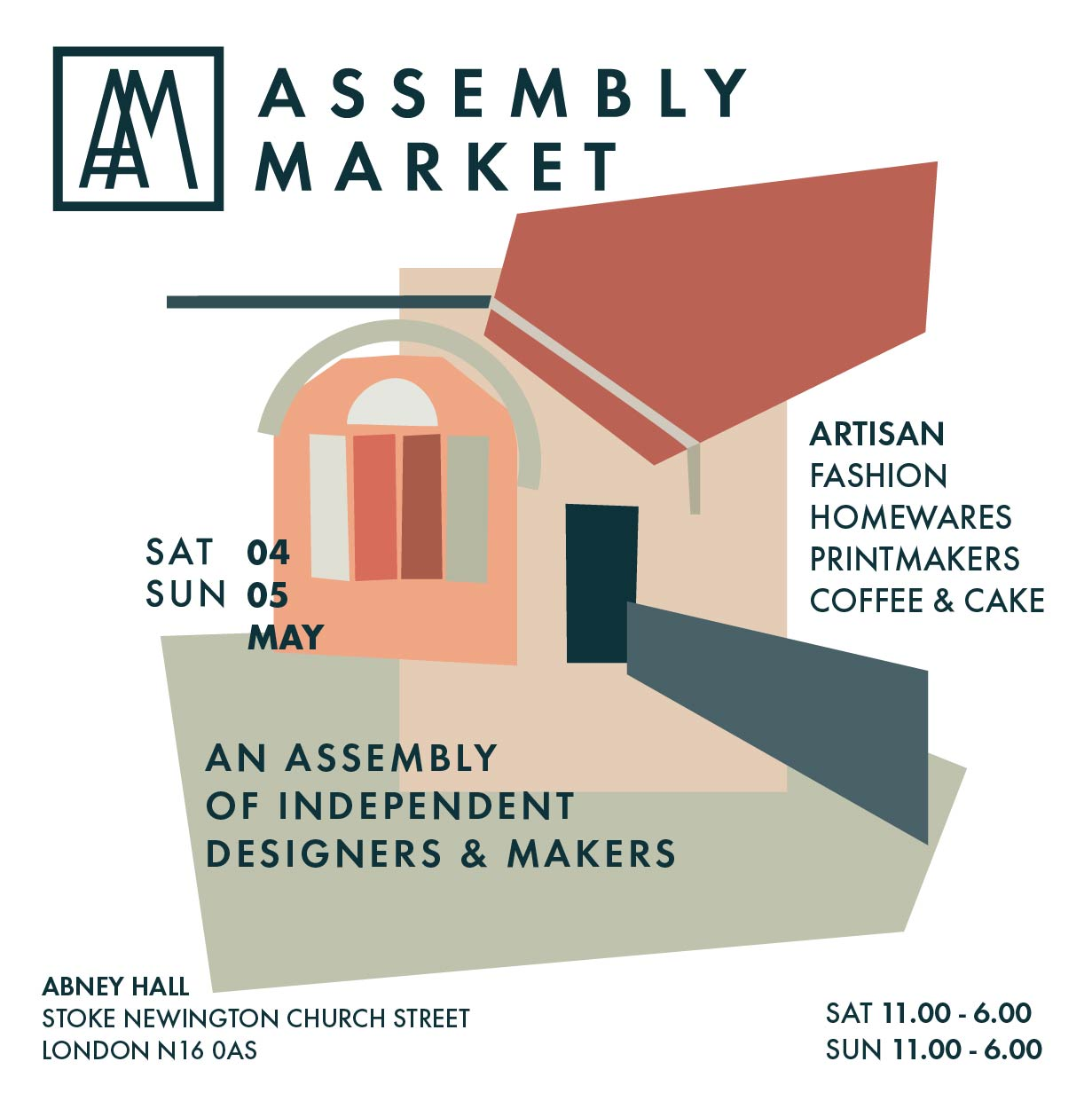 An Assembly of Independent Designers and Makers - FREE ENTRY