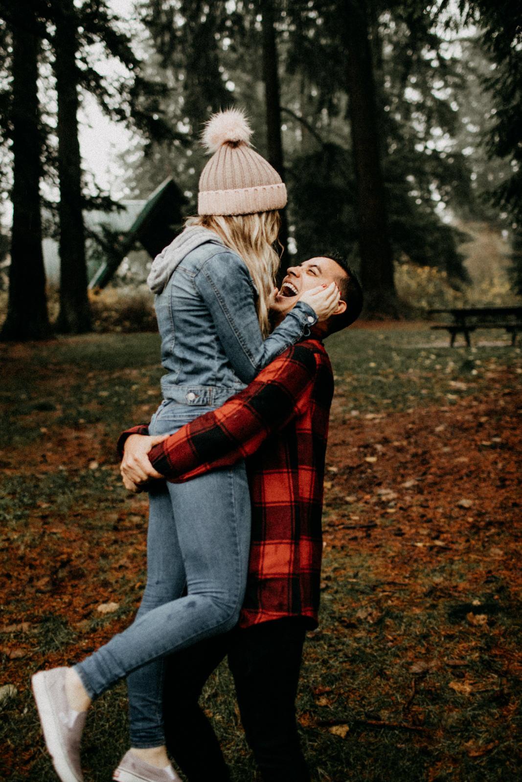 forest hugs
