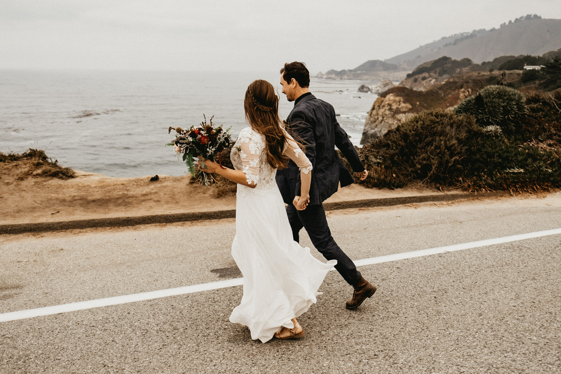 big sur wedding venues with amazing view