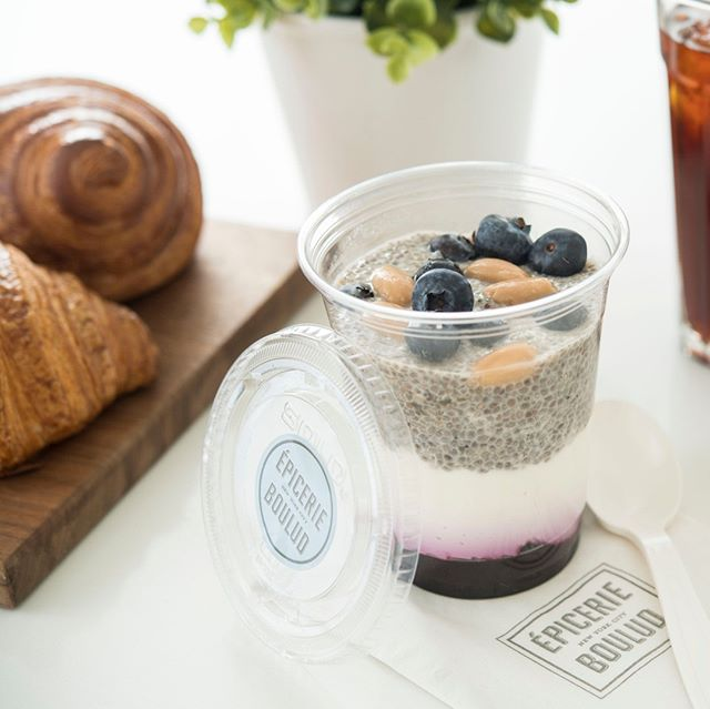 Cha-cha-cha-chia pudding, perfectly snackable for any time of day!