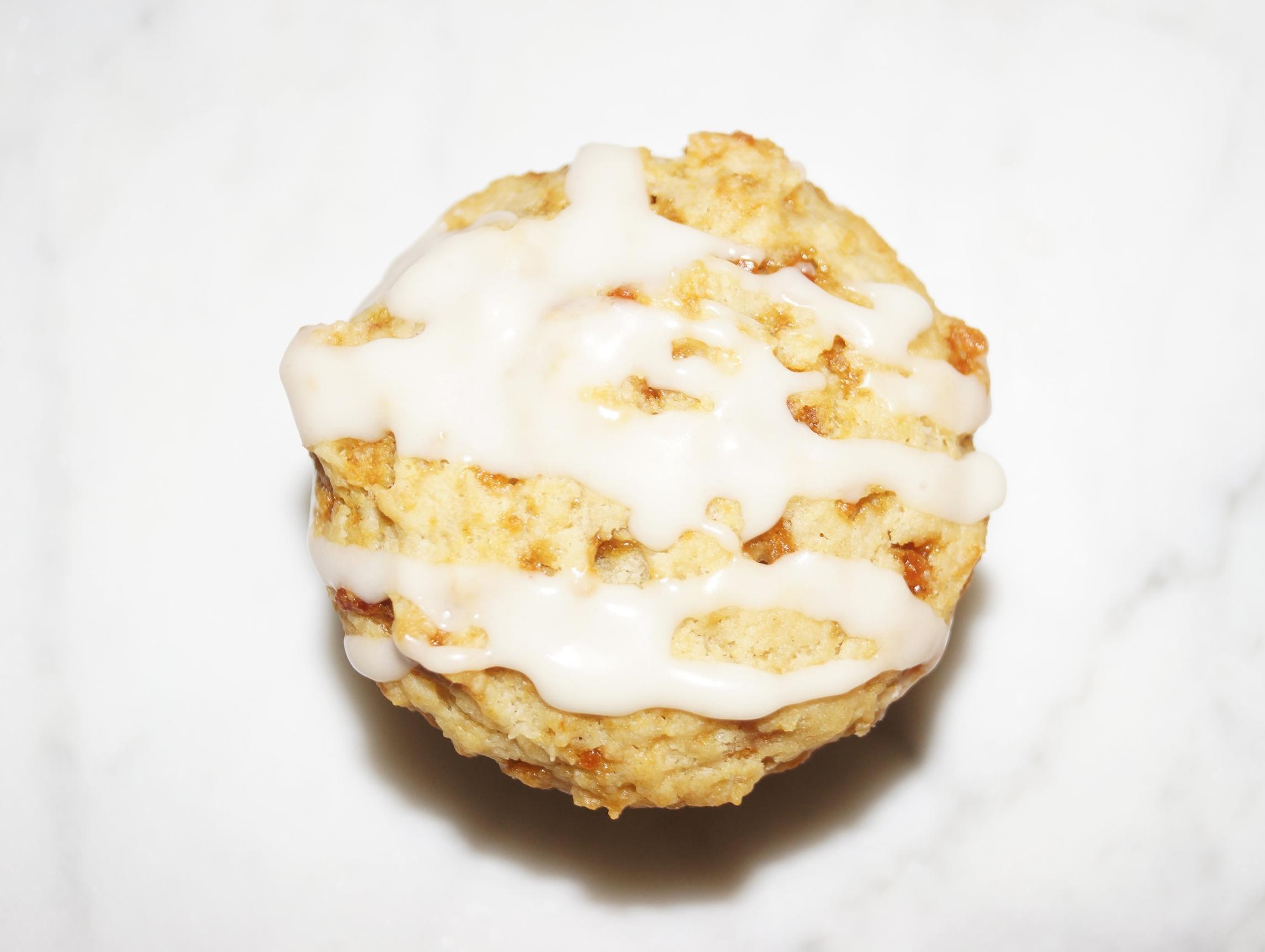 Vegan Lemon Cake Muffin