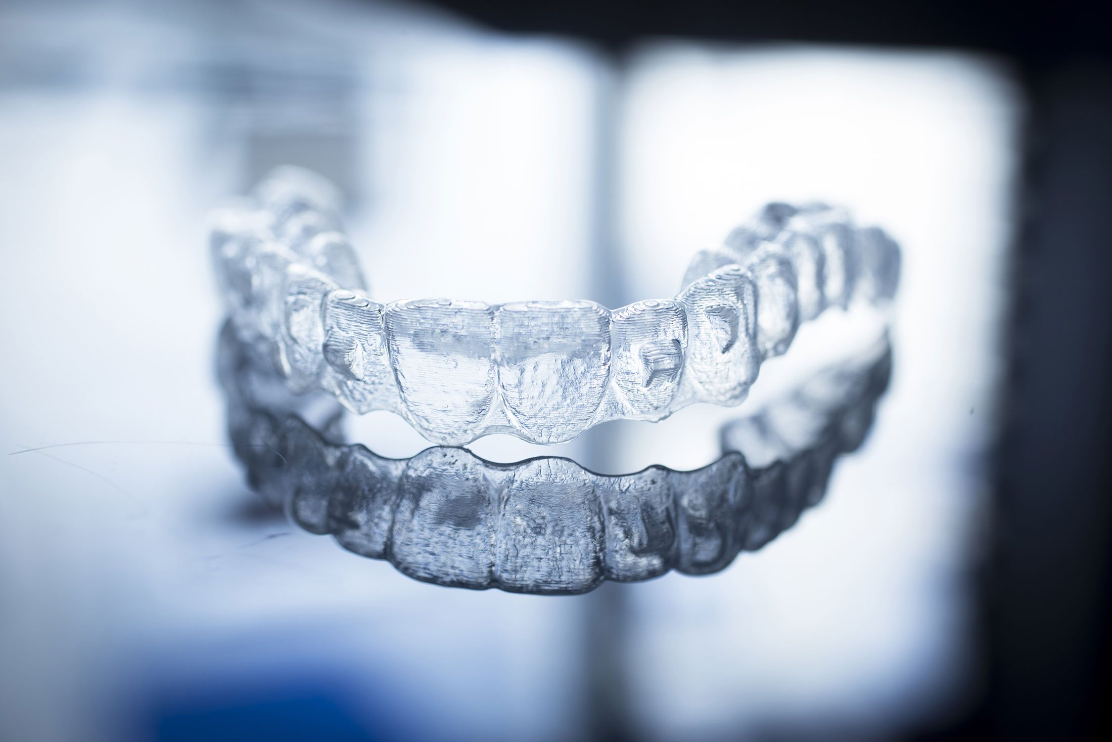 Invisalign - A complimentary consultation with our doctor can determine if Invisalign is right for you.
