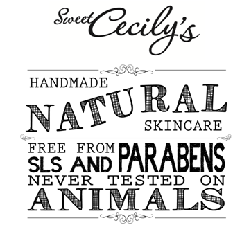 Sweet Cecily's sells handmade, natural skin care products and supports Pregnant Then Screwed