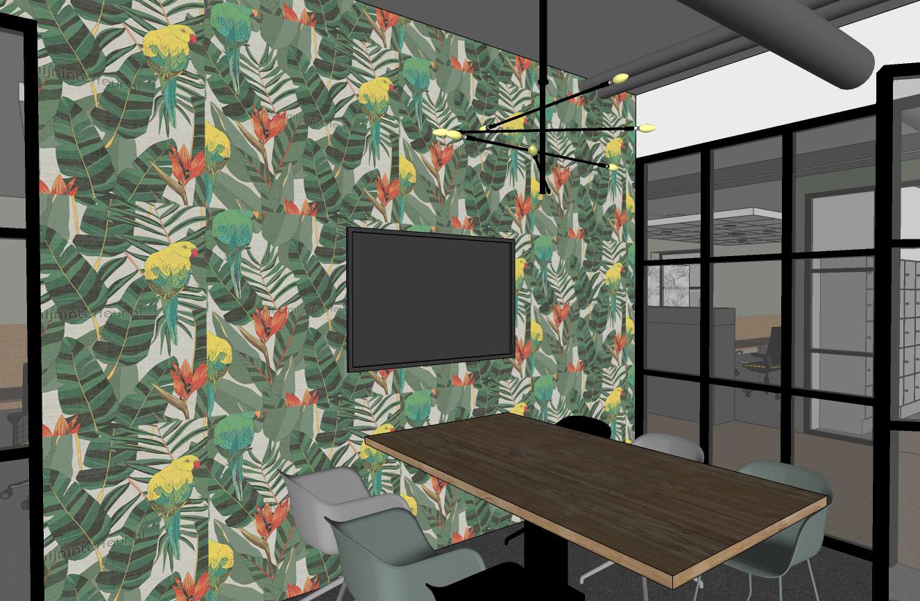 4. Ontwerp - Nu is het tijd om het concept te vertalen naar een concreet ontwerp met uitwerkingen van plafonds, wanden, vloeren, vast - en los meubilair, verlichting en groen. We leggen dit nauwkeurig vast in een uitgebreid ontwerpboek. Dit gaat van slooptekeningen tot een gedetailleerd legplan van de vloer. Van de positionering van sfeerlampen tot het ontwerp van een op maat gemaakt meubel etc…. Afhankelijk van de gekozen dienst / bouwvorm werken wij de tekening uit voor een aanbesteding of voor de hoofdaannemer uit het bouwteam. Na de inkoop wordt het ontwerp definitief gemaakt voor de realisatiefase.