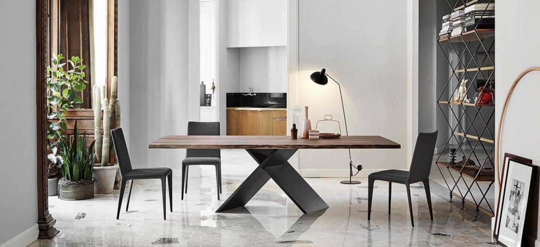 tavoli di legno