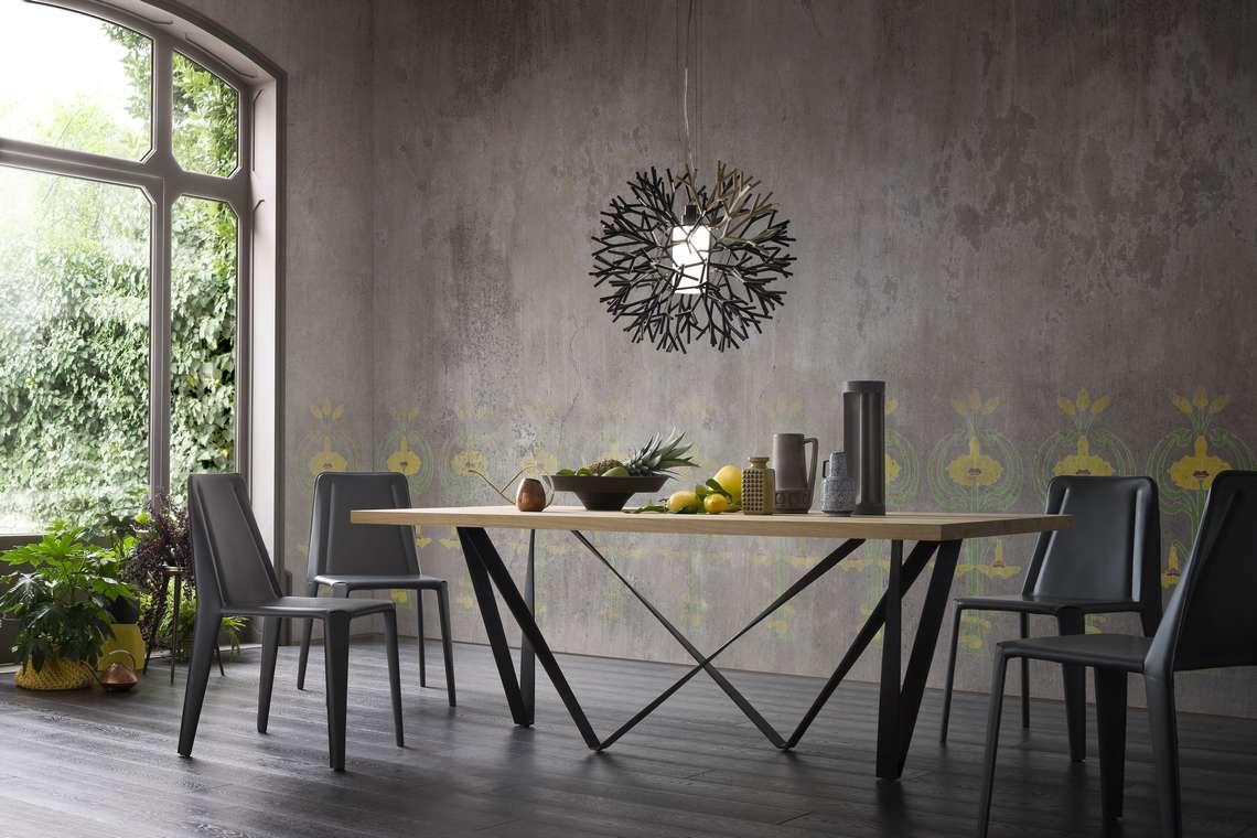 tavolo moderno sedit