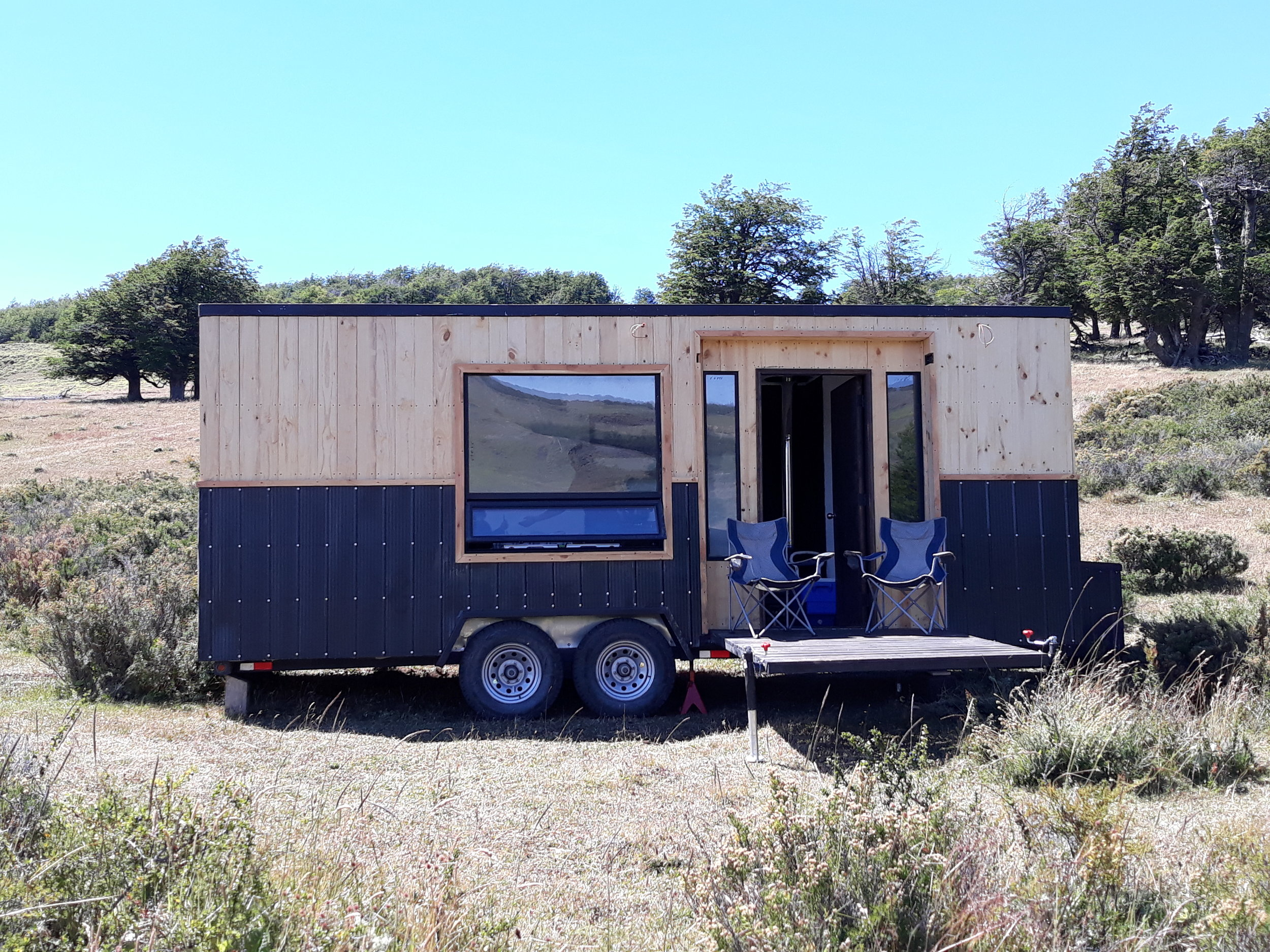 Rolling Lodge -
