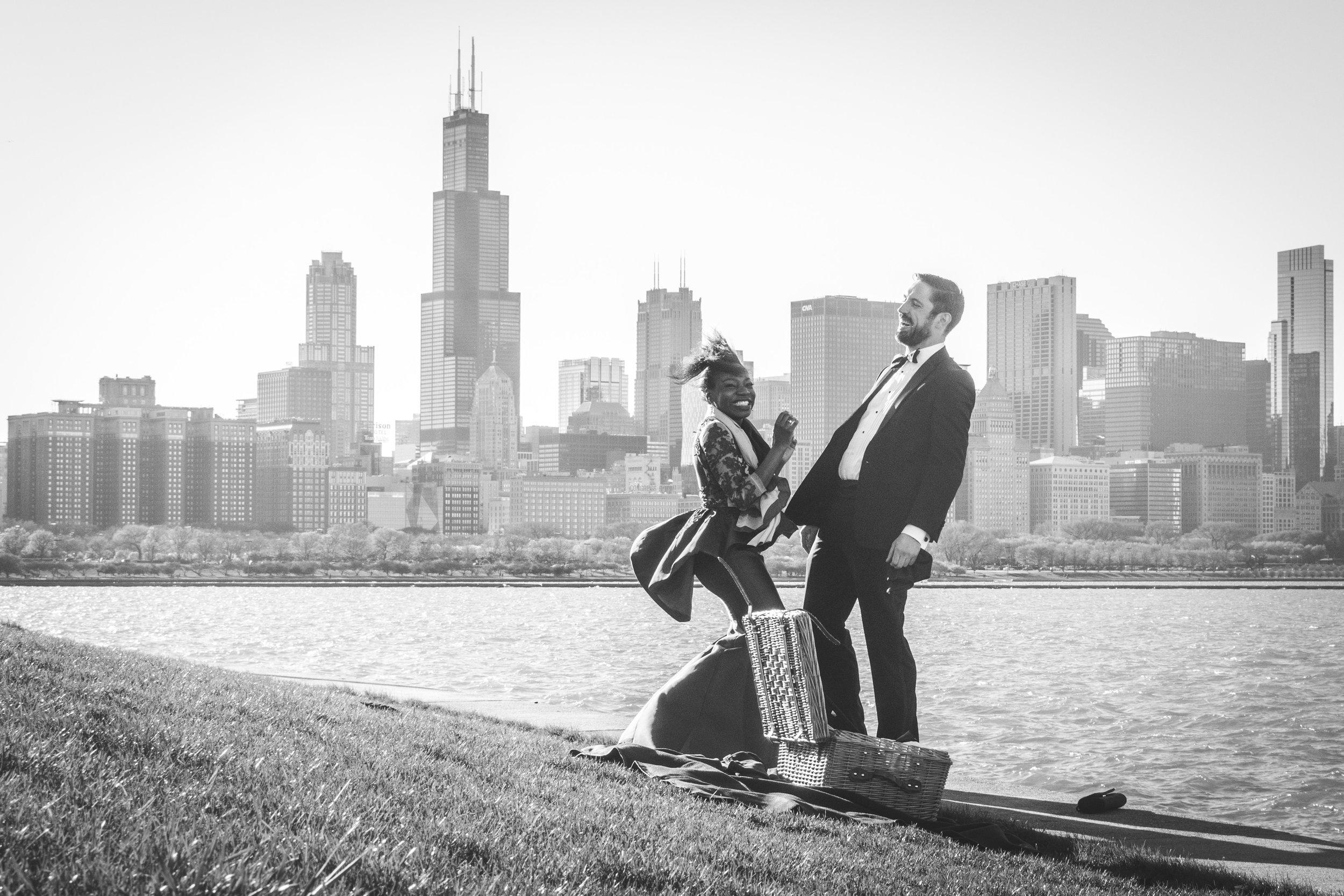 chicago, il - susan + jack
