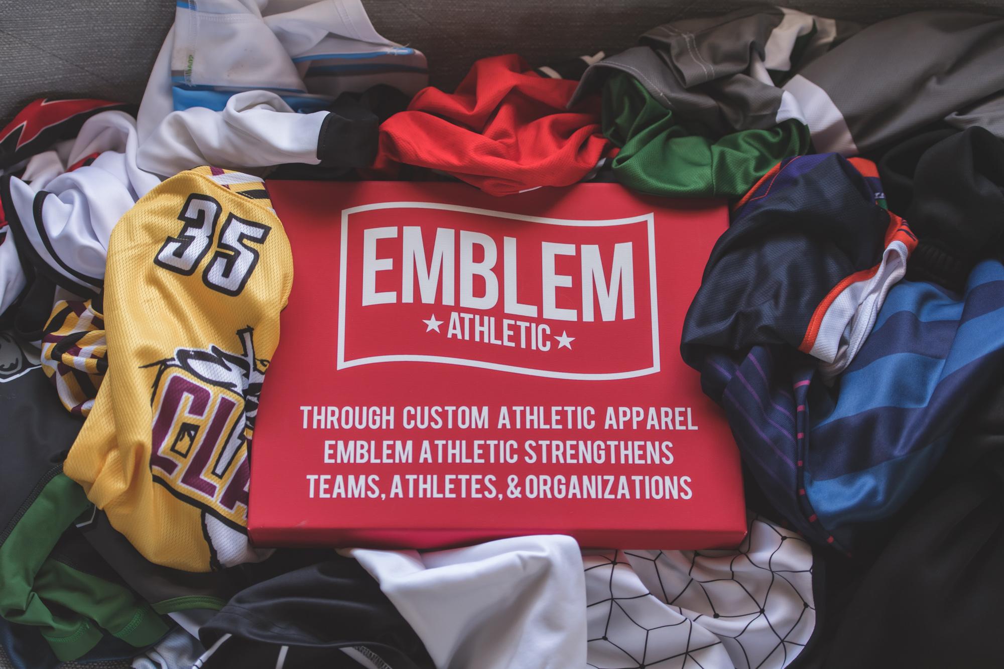 Columbus, oh - emblem athletic