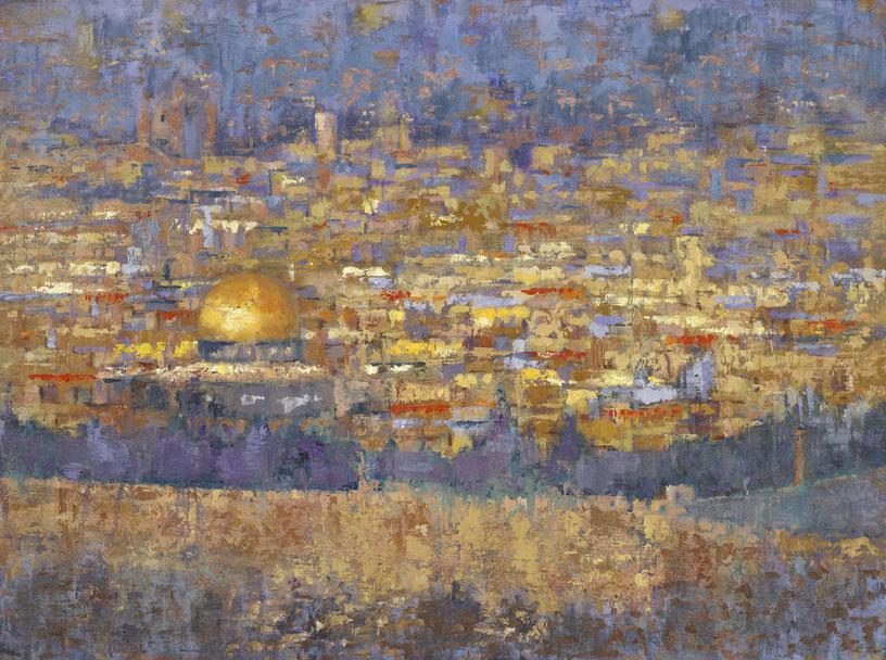 If I forget thee O Jerusalem