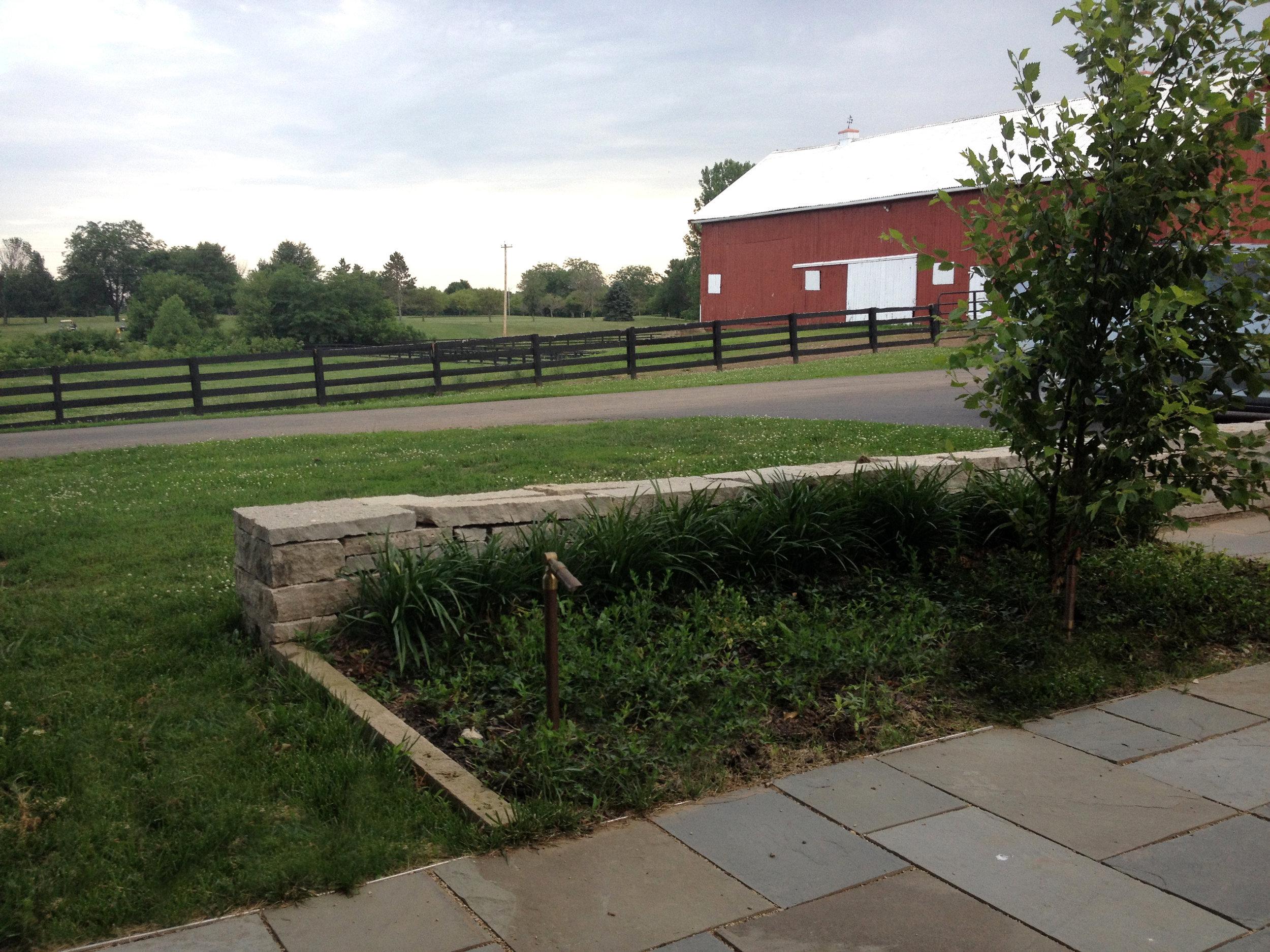 Equestrian Farm Outdoor Space Design
