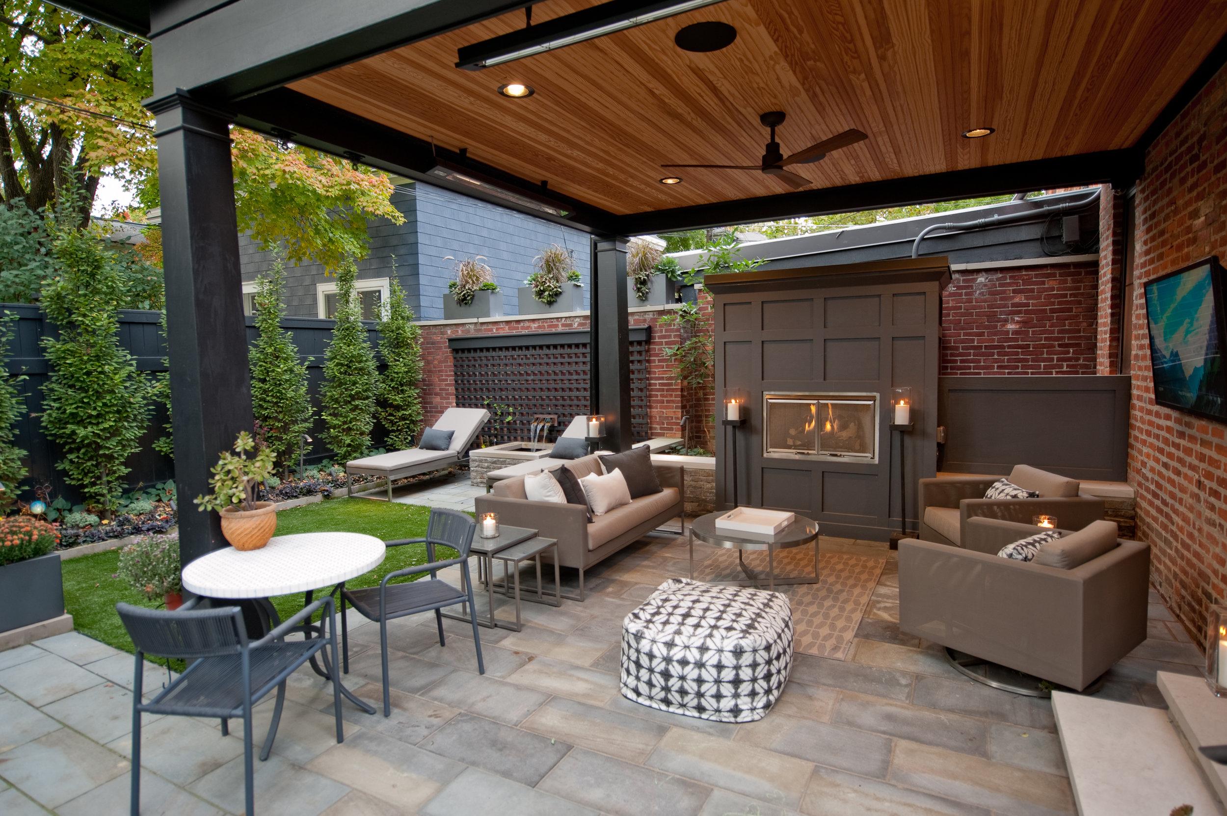Third Street — Outdoor Space Design