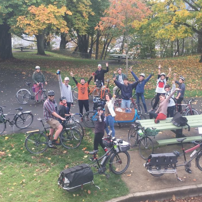 2016.10.23   Rice Cooker Ride   Portland
