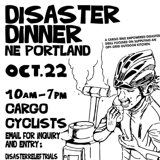Disaster Dinner