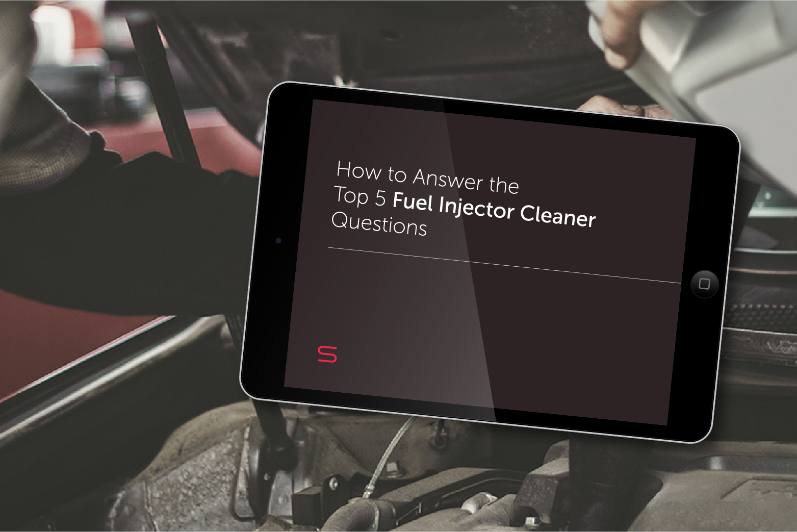 THIS MONTH'S GRAND PRIX PRODUCT - A closer look at our favourite products. This month, we're tackling the top 5 consumer questions about fuel injector cleaners, and how to answer them.