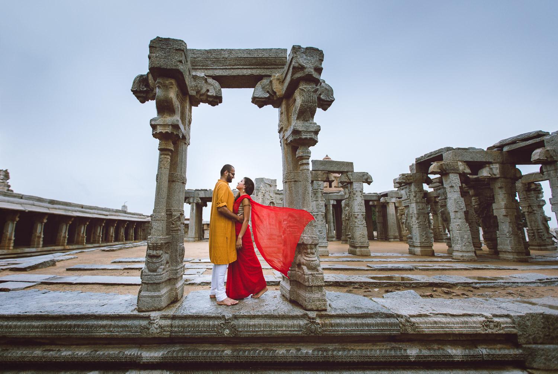 Pre-wedding-Bangalore-Lepakshi-Temple-Pixelstory- photographer-.jpg