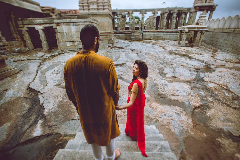 Pre-wedding-Bangalore-Lepakshi-Temple-Pixelstory- photographer--2.jpg