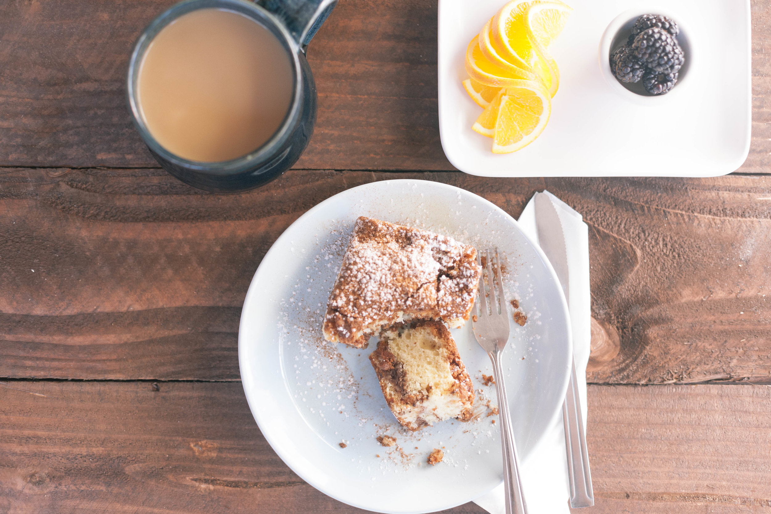 Rainbow Restaurant Coffee Cake Fort Collins Breakfast Brunch Coffee Fruit Old Town.jpg