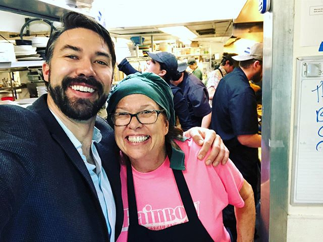Happy Mother's Day to this special lady. She's the best in the biz and the reason Rainbow is what it is today. 43 years later, we thank this mother and all mothers for what they do and for the beautiful gift of life they've given us. #happymothersday #mothers #fortcollins #rainbowfoco