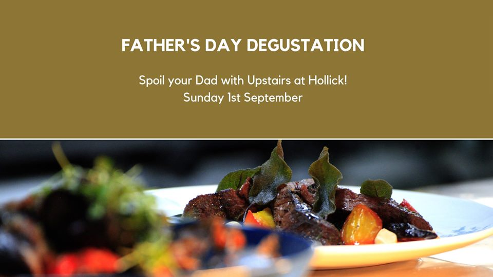 Father's Day Degustation