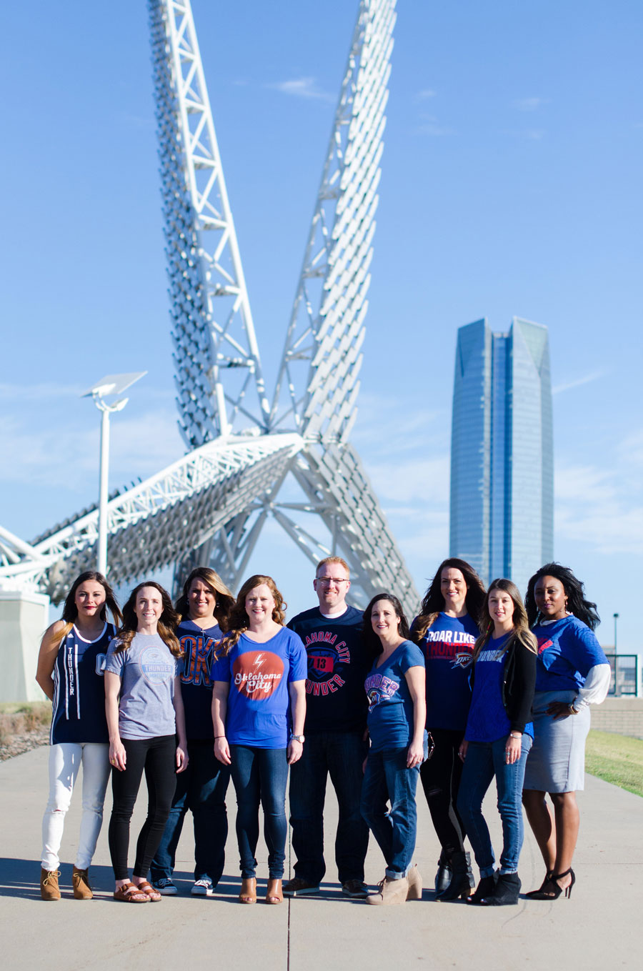 Our team is ready, are you? - Mental Health and Wellness Services and Substance Abuse Treatment Team in Oklahoma City.