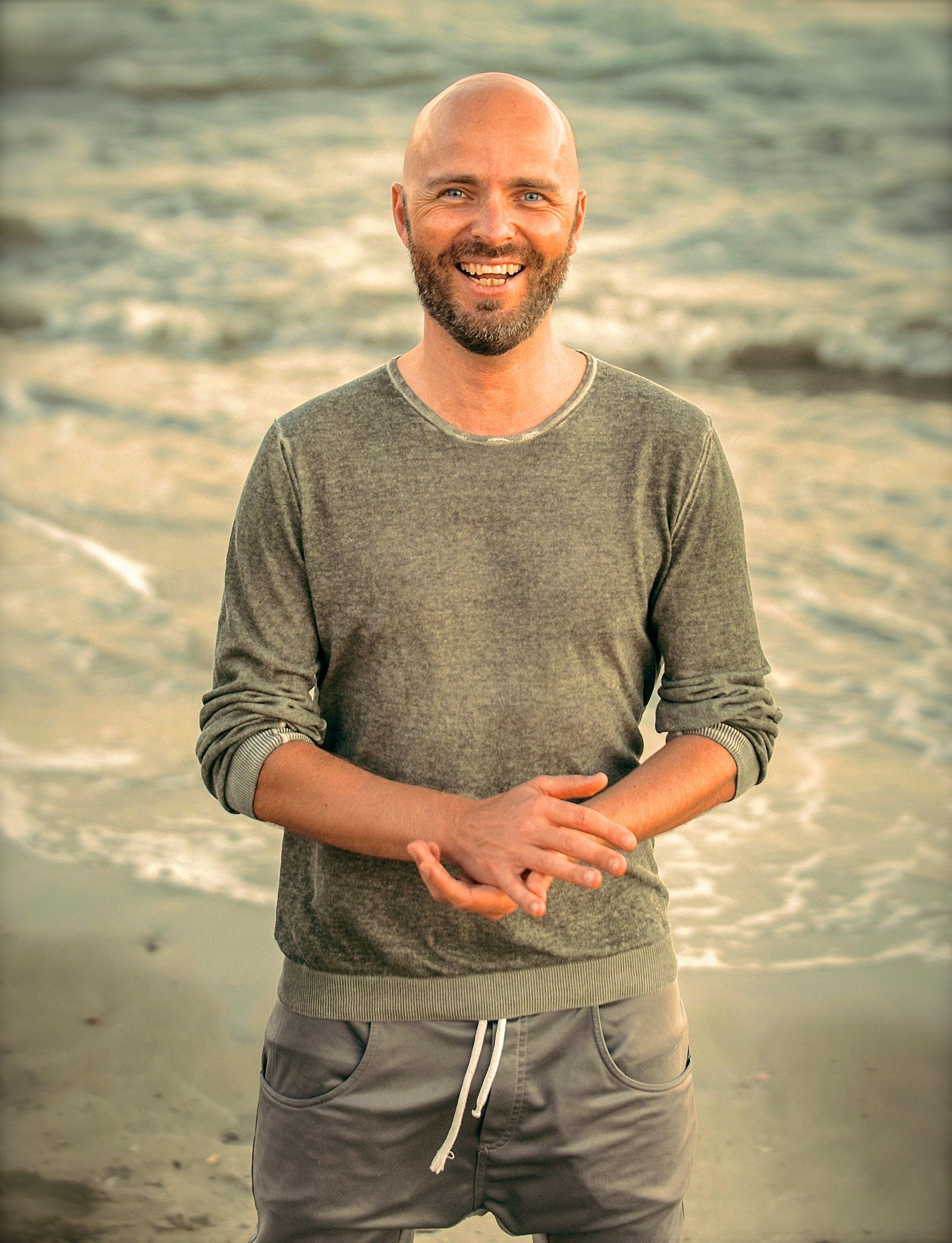 Yogalærer Simon Jespersen