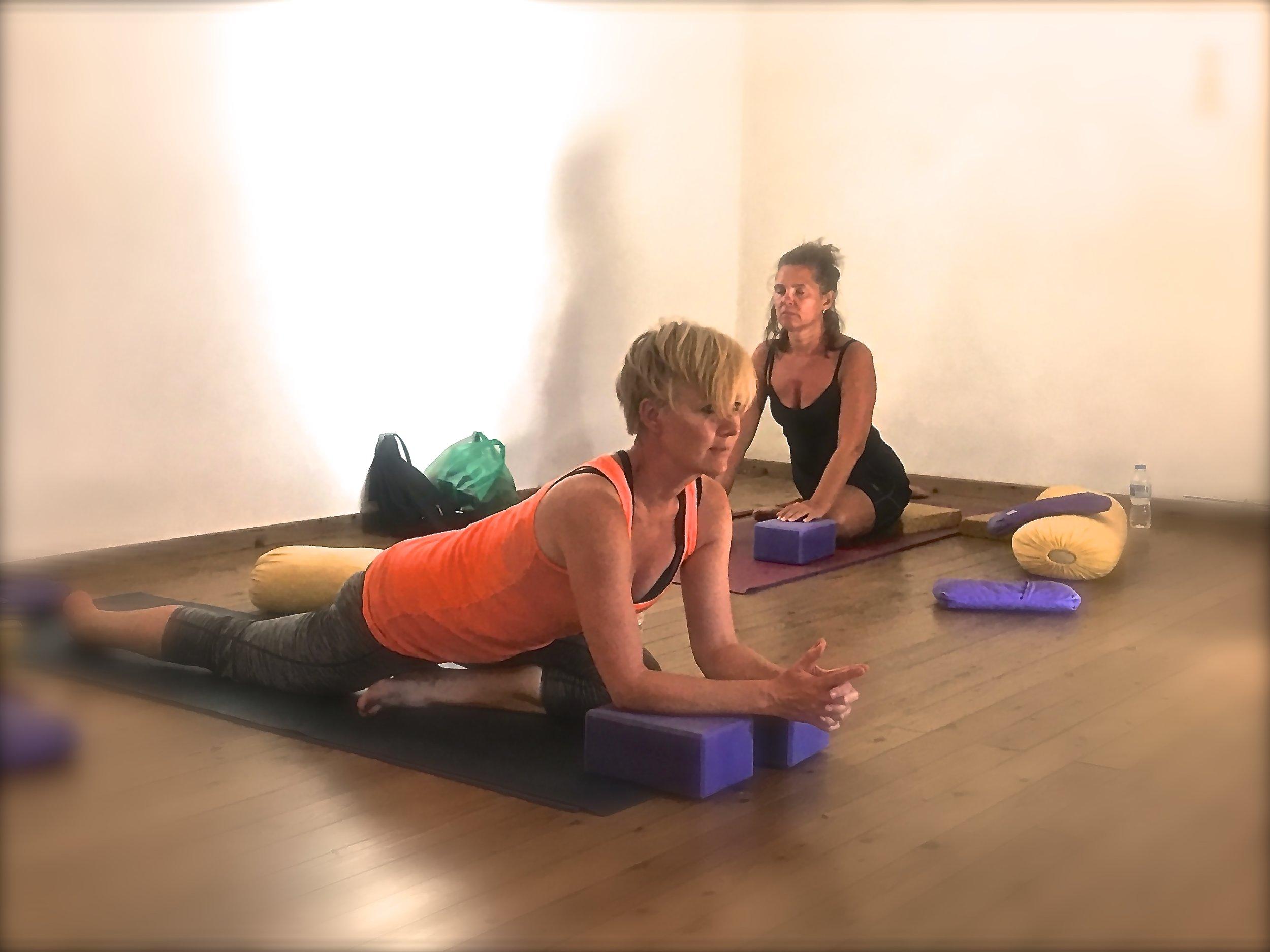 Meditativ Yoga Molivos Yogahall