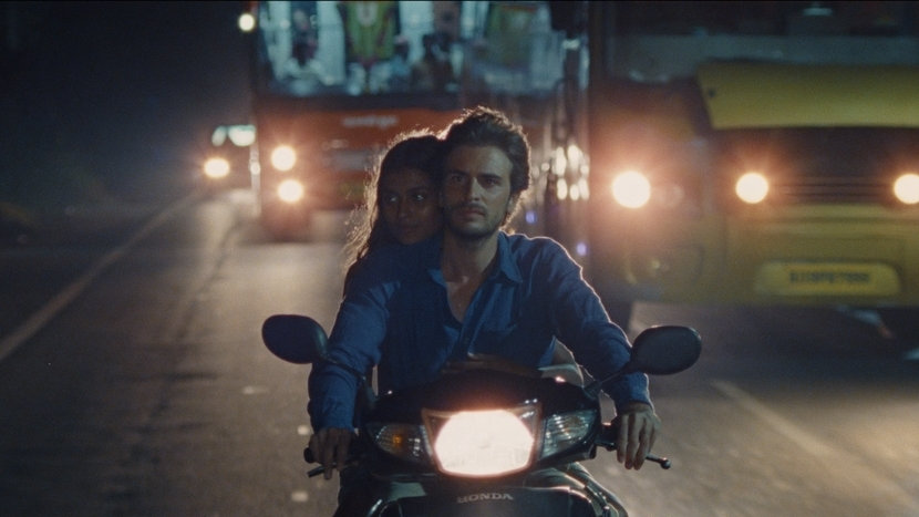 A still from  Maya .  Source.
