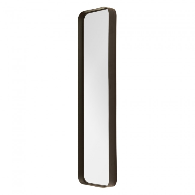 Via Mirror - Industrial look mirror, framed on Iron powder finish.32