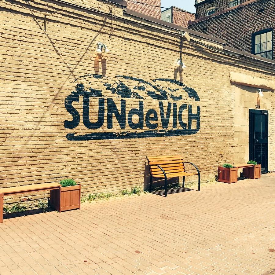 Sundevich Sandwiches
