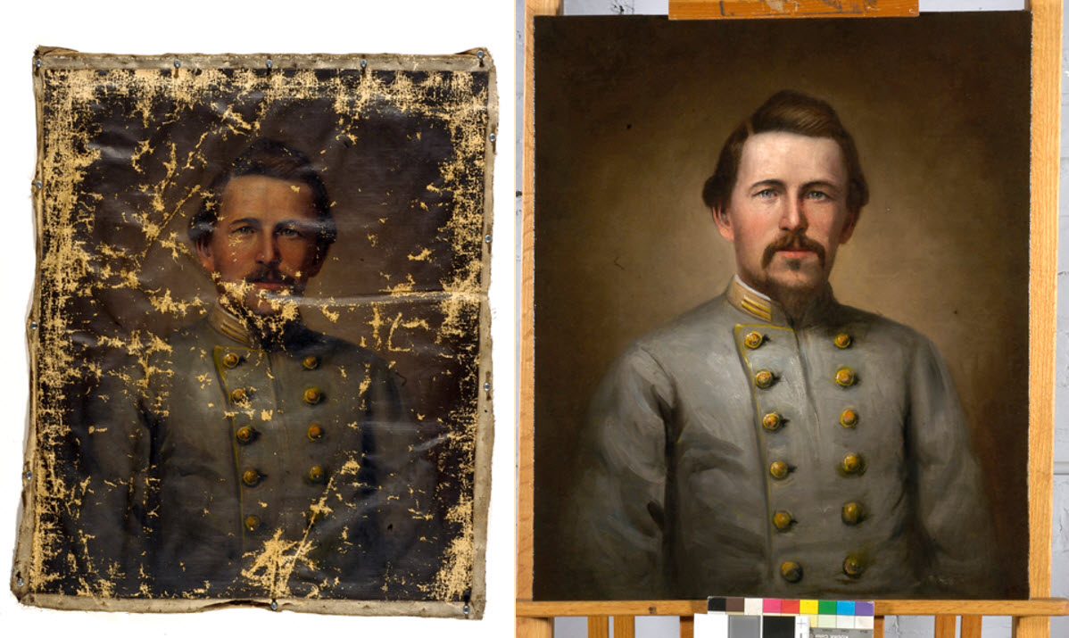 Civil War Officer