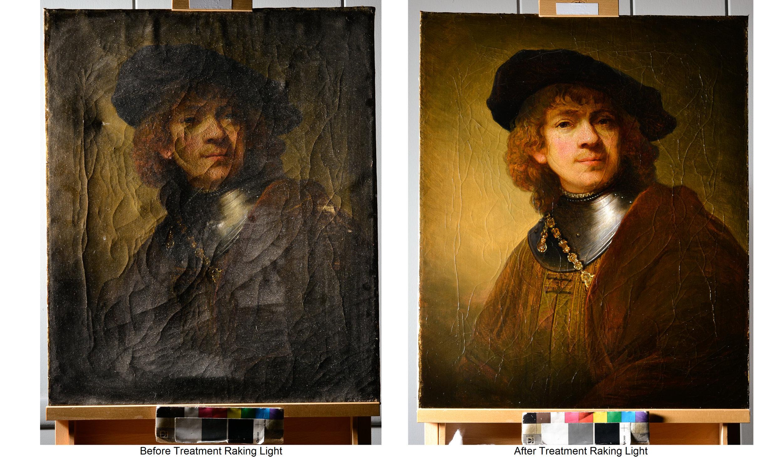 Portrait of a Man, copy after Rembrandt