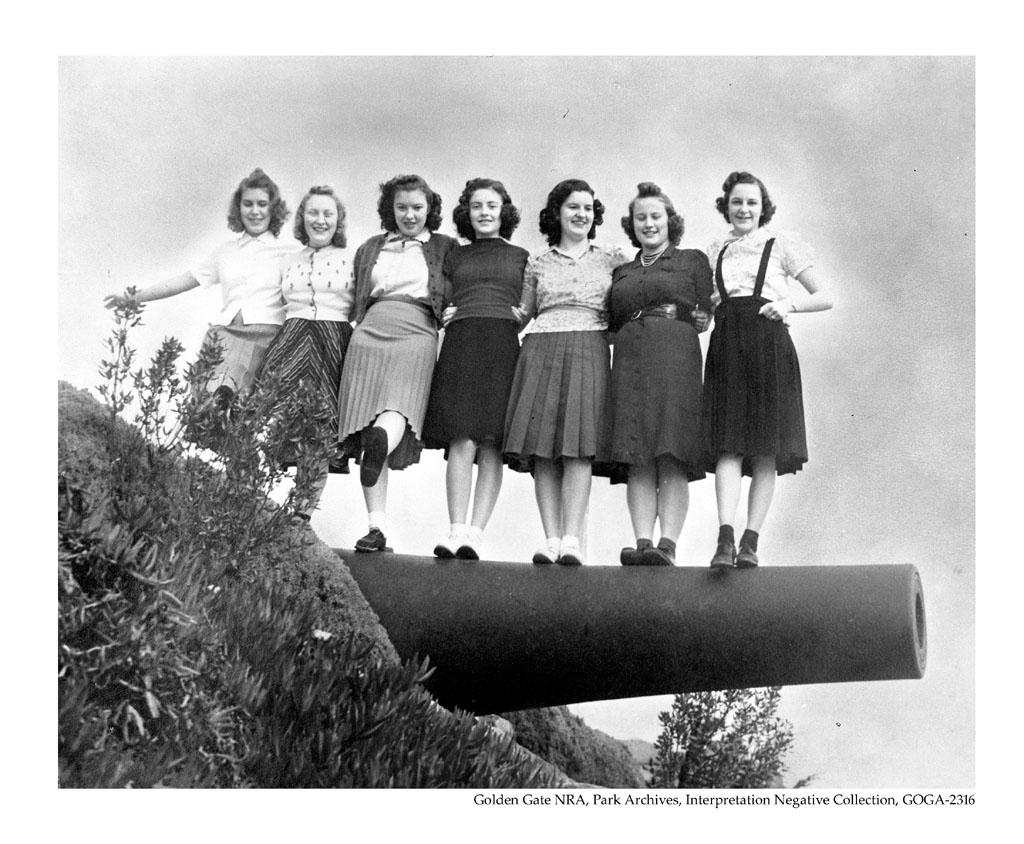Alcatraz Girl's Club on Agave Trail Cannon