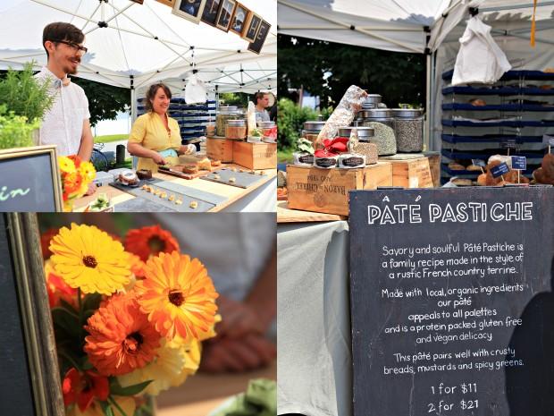 vancouver farmers market pate