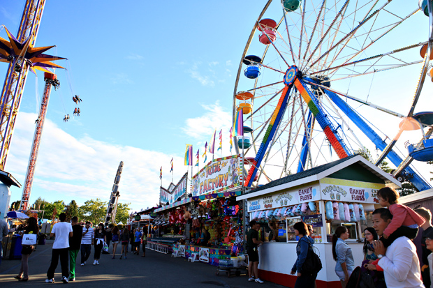 10 Fair at PNE Vancouver Attraction Things to Do Summer