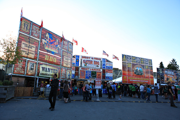 15 Fair at PNE Vancouver Attraction Things to Do Summer