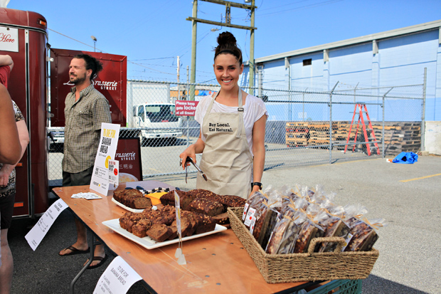 29 Erin Ireland Vancouver Food Cart Festival 2012 Yelp