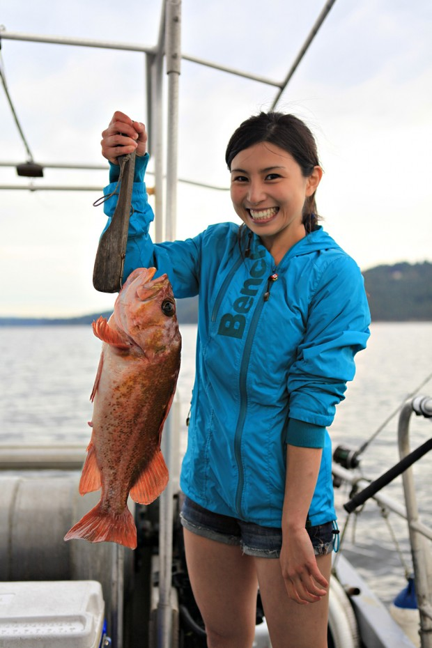 38 Fishing in Steveston Vancouver Island