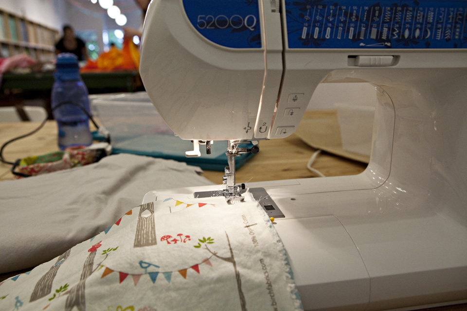 4 Vancouver Sewing 101 Spool of Thread