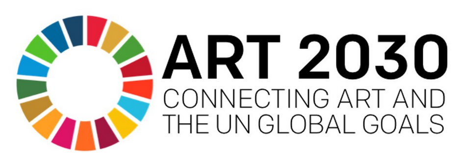 The Art 2030 logo