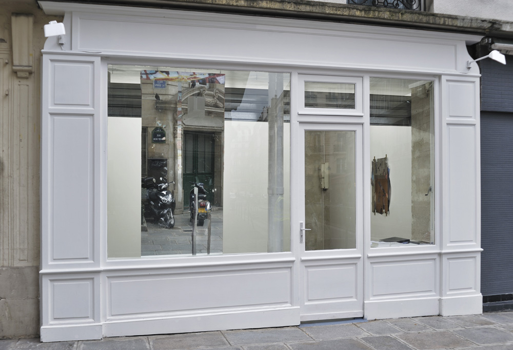 Valérie Snobeck at 8 rue Saint-Bon, Catherine Bastide, Paris, 2010