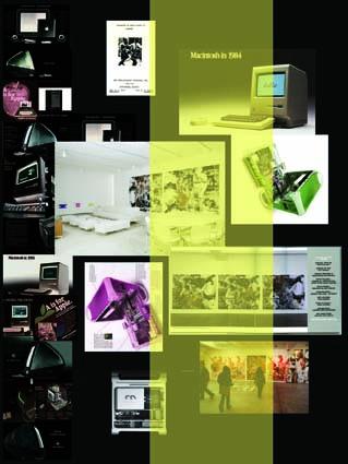 Kelley Walker,  Untitled , 2006, light box, 103 x 77 cm (40.55 x 30.31 inch)