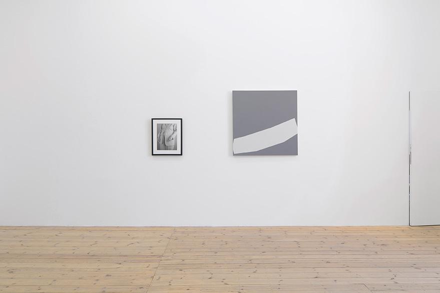 Joe Mama -Nitzberg, Catherine Bastide gallery, group show, 2015, exhibition view