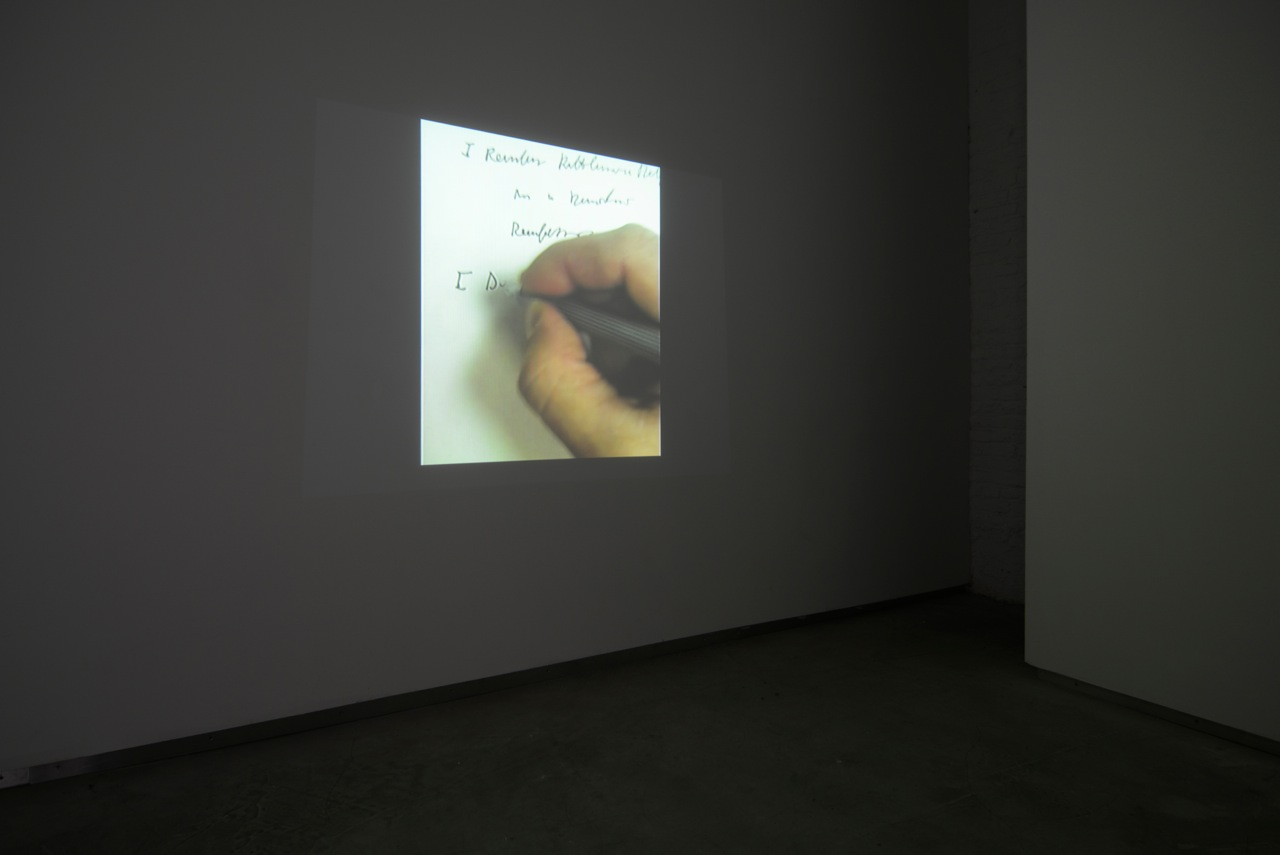Uri Aran,  Chimpanzee , 2013, video, colour and sound, TRT: 23:58 minutes, edition 1/5, 2 AP