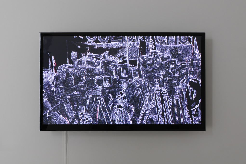 Sebastian Diaz Morales,  Smoke Signals , 2012, Digital HD video, 7'20 min