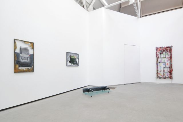Domino Effect , Catherine Bastide gallery, Brussels, 2012, exhibition view