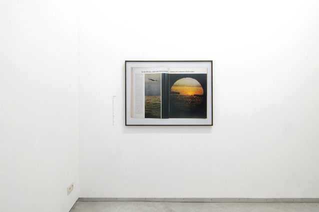 Hiddens Poems , Catherine Bastide project room, Brussels, 2011, exhibition view