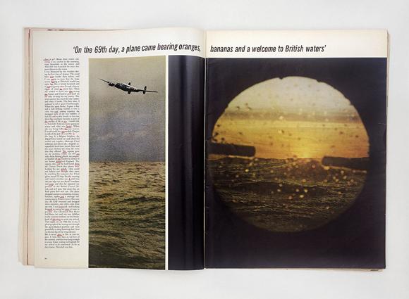 A hidden poem by Robert Lax , 2010, C-Print, framed / museum glass, 77 x 105 cm, ed: 5 + 1 A