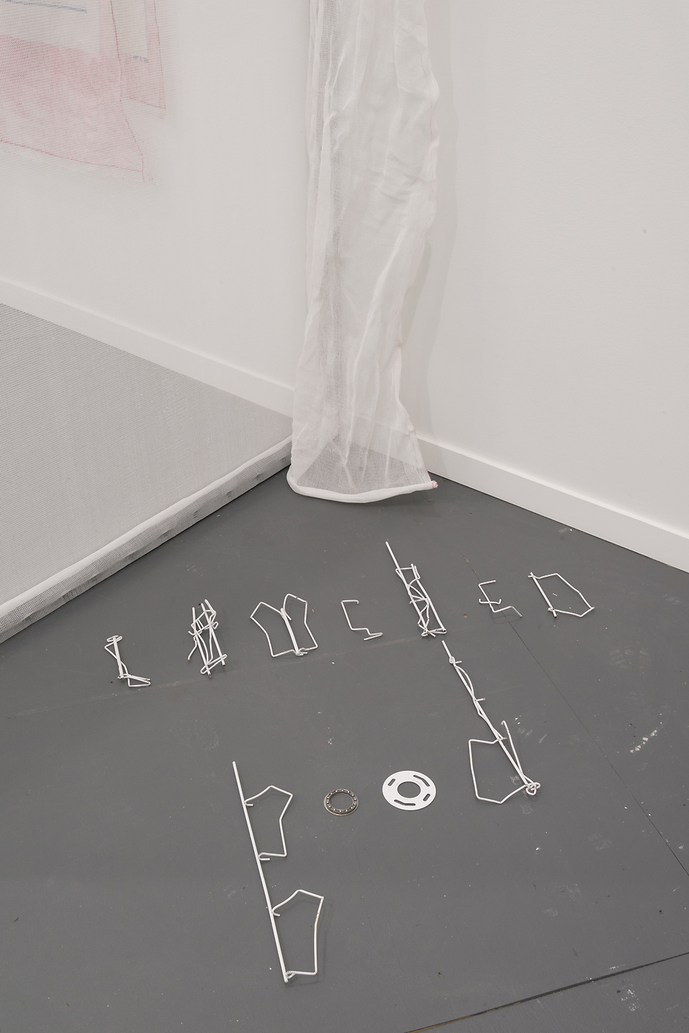 Catherine Sullivan / Valerie Snobeck,  Limited Good 3 (detail) , 2013, mixed media,variable dimensions