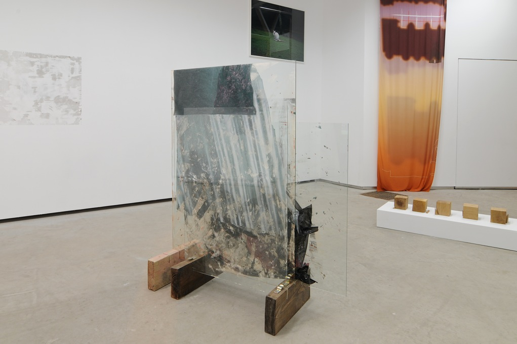 Mirages, Fountains & Dissociative Composition,  Catherine Bastide gallery, 2011, Brussels, exhibition view
